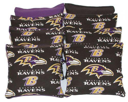 Baltimore Ravens - Set of 8 Bags